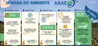 Semana do Ambiente-Propostas da ABAE